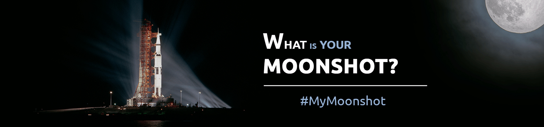 #MyMoonshot, an Ideas Crowdsourcing Story